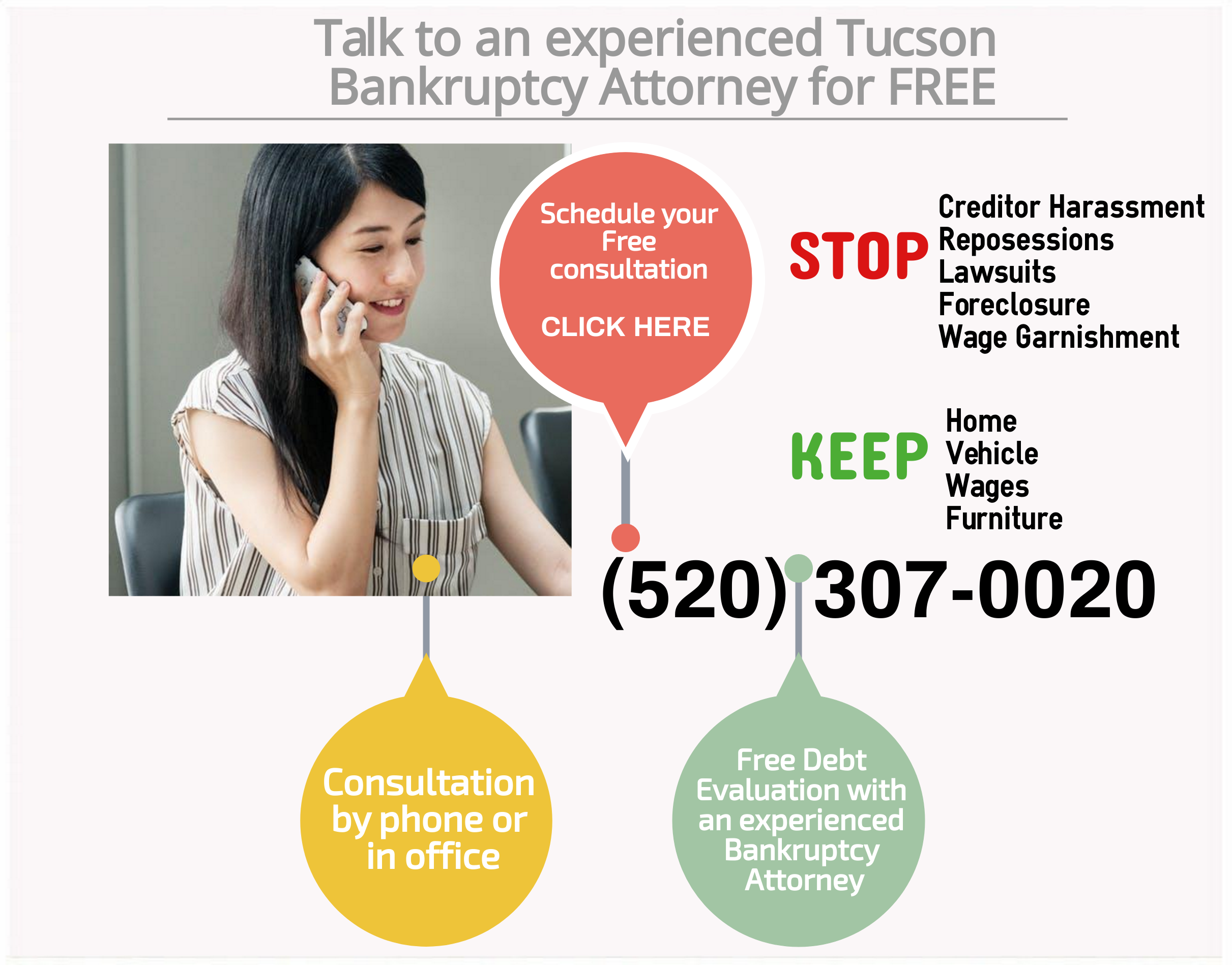 infographic: Tucson's best bankruptcy attorney